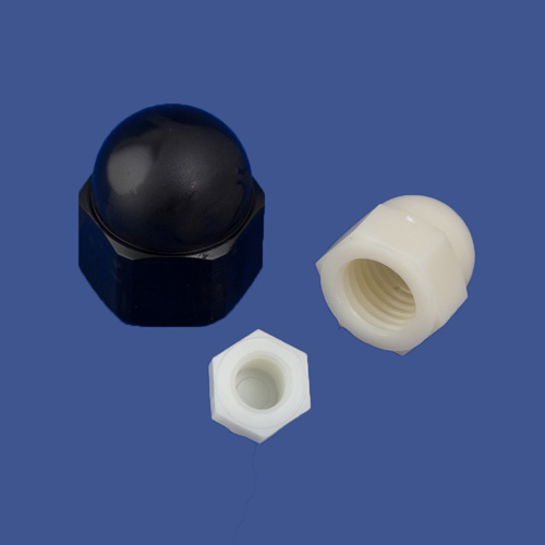Nylon Dome Nuts