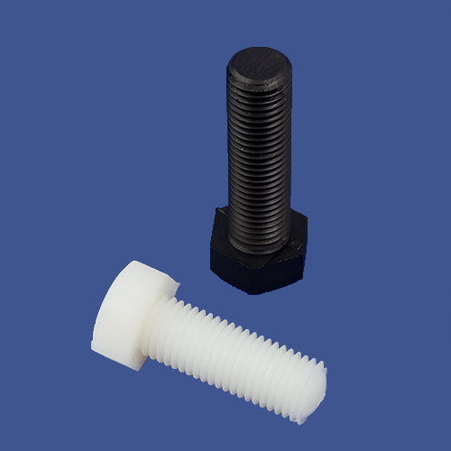 Nylon (Hexagonal Head) Bolts